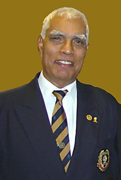 Chefsinstruktör Ghulam Mughal